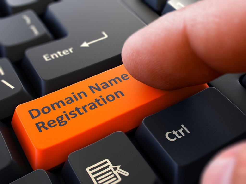 where to register domain